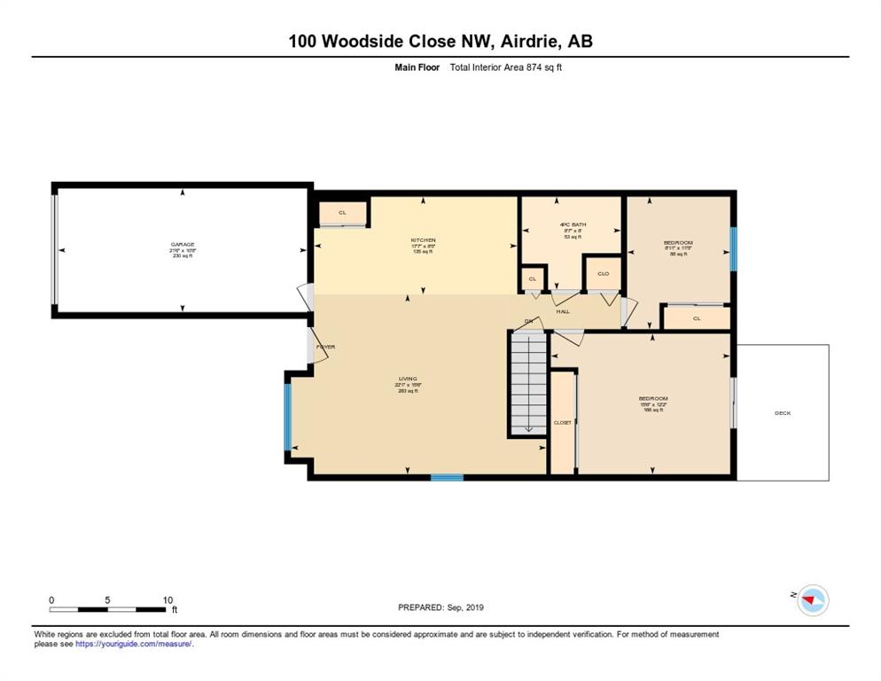 Picture of 100 WOODSIDE CL NW
