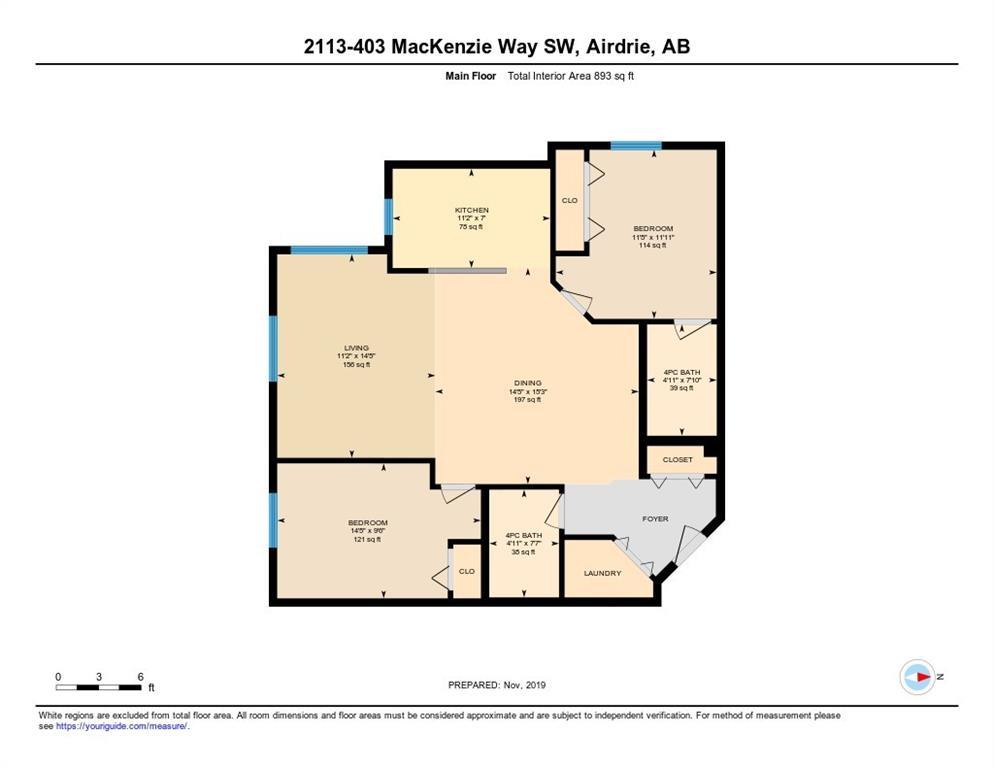 Picture of #2113 403 MACKENZIE WY SW