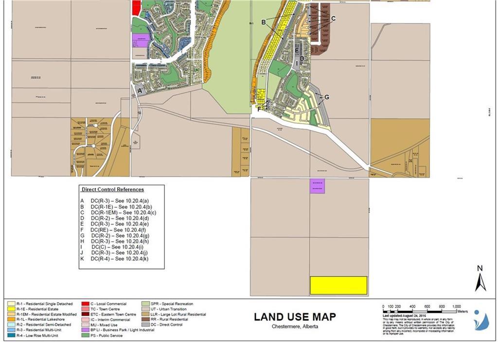 Range Road 281 , Chestermere, ALBERTA,T1x 0H4 ;  Listing Number: MLS C4226433