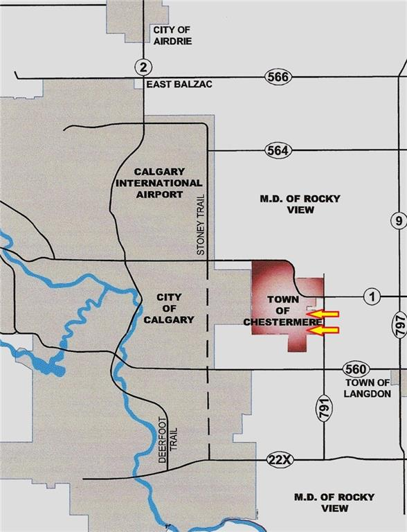 240249 Range Road 281 , Chestermere, ALBERTA,T1X 0M5 ;  Listing Number: MLS C4194834