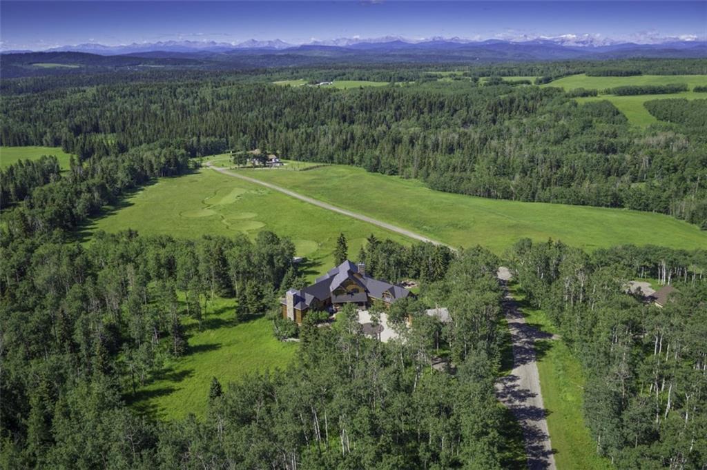 154029 264 ST W , Rural Foothills M.D., ALBERTA,T0L 1W0 ;  Listing Number: MLS C4243349