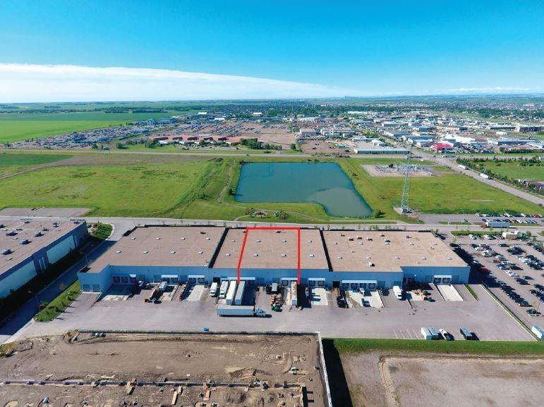 #111 & 113 18 HIGHLAND PARK WY NE , Airdrie, ALBERTA,T4A 2L5 ;  Listing Number: MLS C4258853