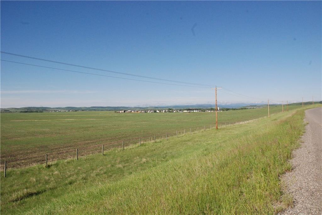 NE 9-20-2-W5 , Black Diamond, ALBERTA,T0L 0C6 ;  Listing Number: MLS C4254654