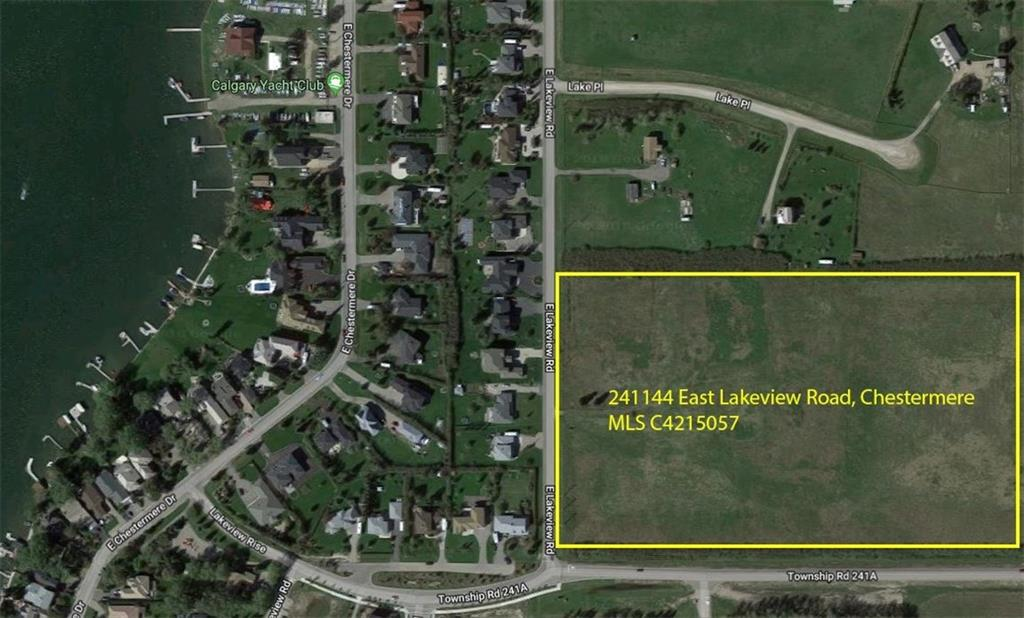 241144 EAST LAKEVIEW RD , Chestermere, ALBERTA,T1X 0M6 ;  Listing Number: MLS C4215057