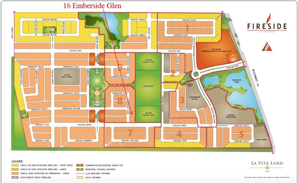 Picture of 16 EMBERSIDE GLEN