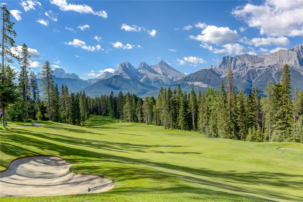 505 Silvertip PT , Canmore, ALBERTA,T1W 3J1 ;  Listing Number: MLS C4253071