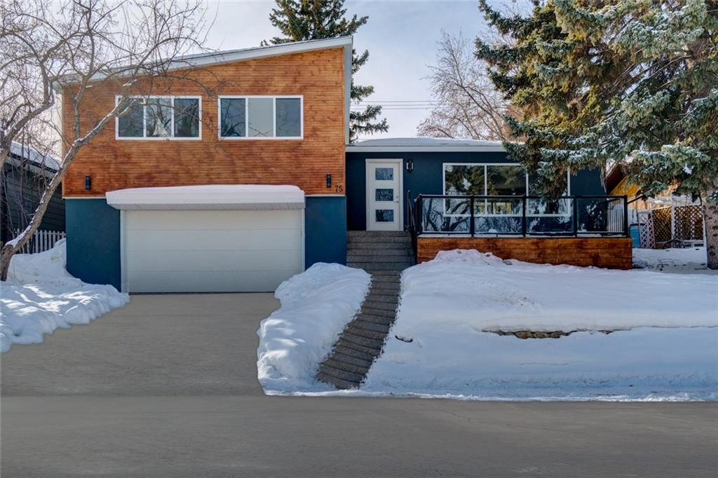 75 Chelsea St Nw, Calgary, AB - CAN (photo 1)