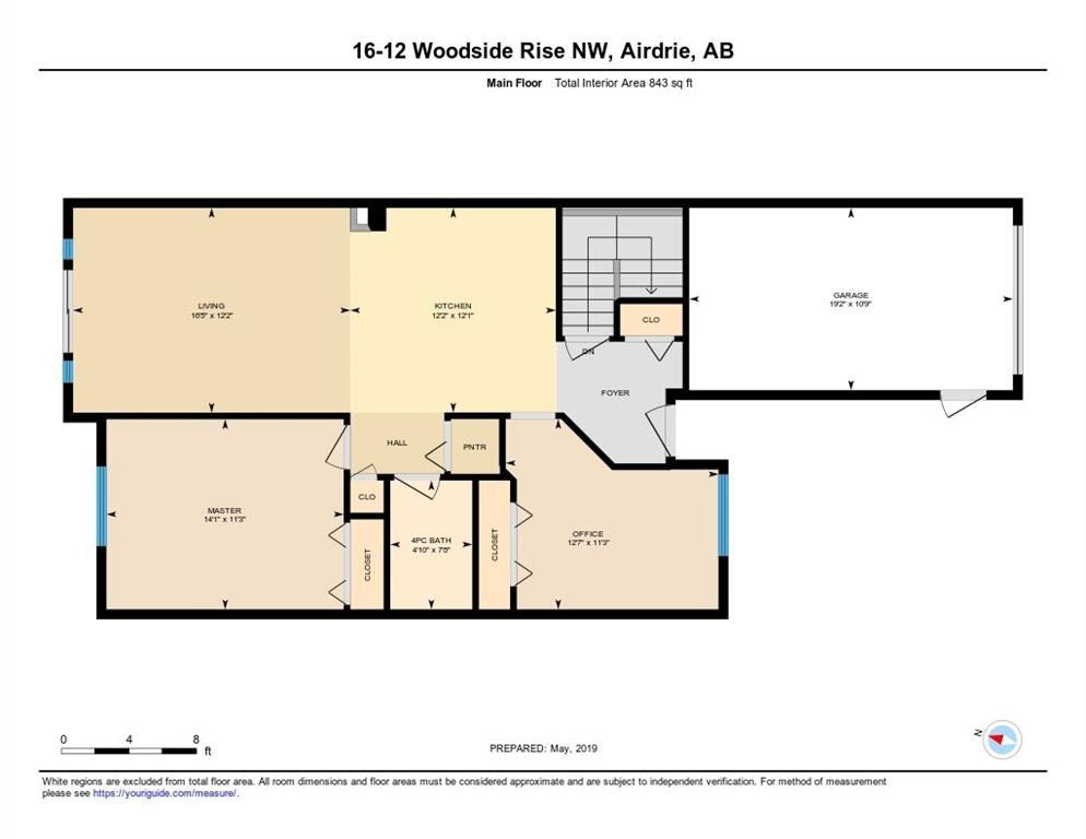 Picture of #16 12 Woodside RI NW