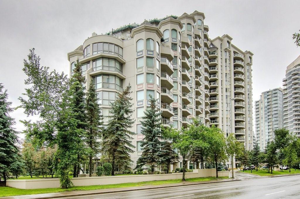 #109 1108 6 AV SW , Calgary, ALBERTA,T2P 5K1 ;  Listing Number: MLS C4280493